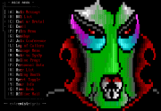 Infernal Crypt Main Menu by The ExtremisT