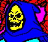 Skeletor by Horsenburger