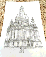 Frauenkirche by Lord Nikon