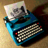 Recursive Typewriter by Lord Nikon