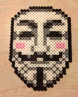 Guy Fawkes by Awesome Angela