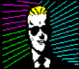 Max Headroom by Uglifruit