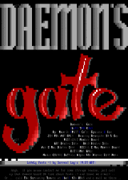 Daemon's Gate by Surreal Logic