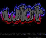 WBT Logo Font by Surreal Logic