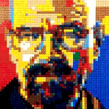 Walter White by Lego_Colin