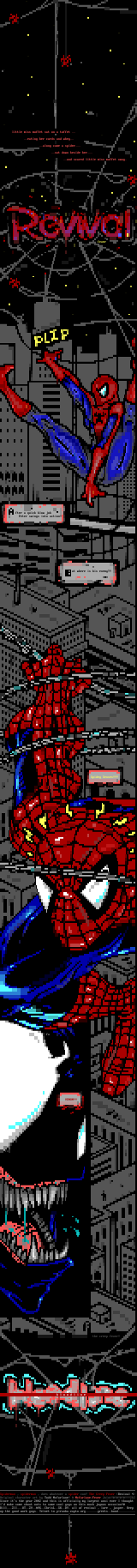 spider man by fever