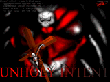 Unholy Intent by Prime Evil