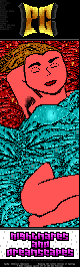 Nightmares And Dreamscapes Ansi by psYchohOlic